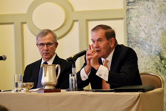 alliantgroup and Former U.S. Secretary of Homeland Security Tom Ridge Host Cybersecurity and Technology Forum